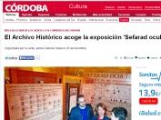 Exposición Sefarad AHPCO