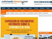 Exposición de Documentos Históricos sobre el terremoto de Vera