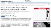 Huelva Información - Donación a archivo municipal