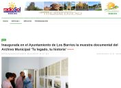 Inaugurada en el Ayuntamiento de Los Barrios la muestra documental del Archivo Municipal `Tu legado, tu historia¿