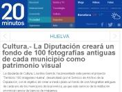 La Diputación creará un fondo de 100 fotografías antiguas de cada municipio como patrimonio visual