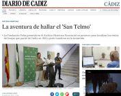 La aventura de hallar el 'San Telmo'