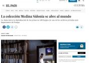 La colección Medina Sidonia se abre al mundo