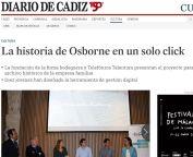 La historia de Osborne en un solo click