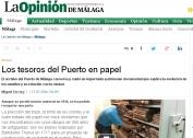 Los tesoros del Puerto en papel