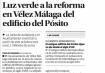 Luz verde en Vélez Málaga a la reforma del pósito