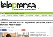 Maestros de obras 250 años de profesión en Almería