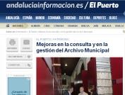 Mejoras en consulta y gestión archivo municipal El Puerto