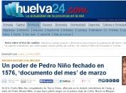 Poder Pedro Niño - Moguer