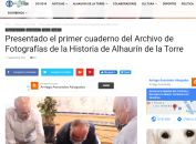 Presentado el primer cuaderno del Archivo de Fotografías de la Historia de Alhaurín de la Torre