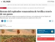 Retrato del esplendor renacentista de Sevilla a través de sus gastos
