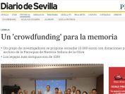 Un 'crowdfunding' para la memoria