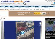Una exposición realiza un viaje por la historia y recuerdos del autobús urbano de Almería