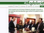 Una muestra en el Archivo Histórico de Jaén recuerda a las víctimas del bombardeo