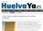 archivo Punta Umbría ampliación