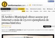 archivo municipal málaga ejemplares prensa histórica