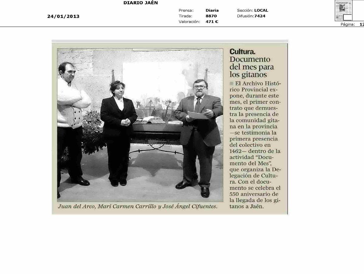Descargar la noticia ( pdf 159 Kb, en nueva ventana)
