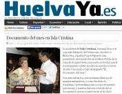 documento del mes de Isla Cristina