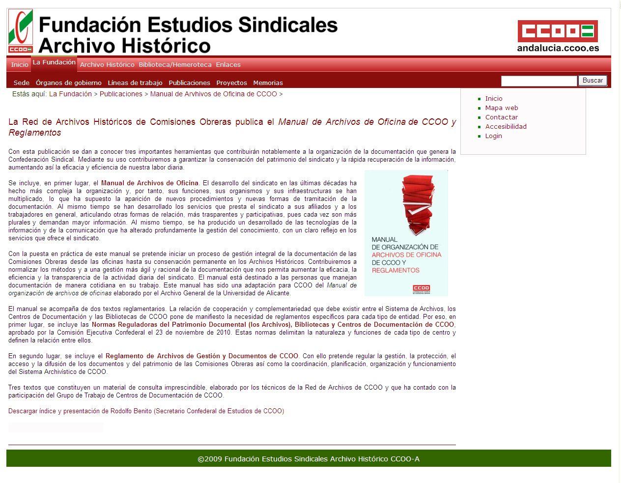 Fundacion Estudios Sindicales 01
