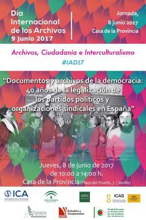 1. borrador cartel dia de los archivos - Diputación Sevilla pequeño