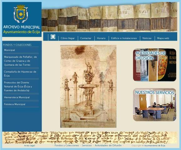 Archivo Municipal de Écija
