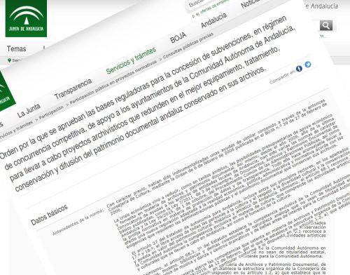 afecc6ca Acceda al texto completo en el Portal de Transparencia de la Junta de  Andalucía.