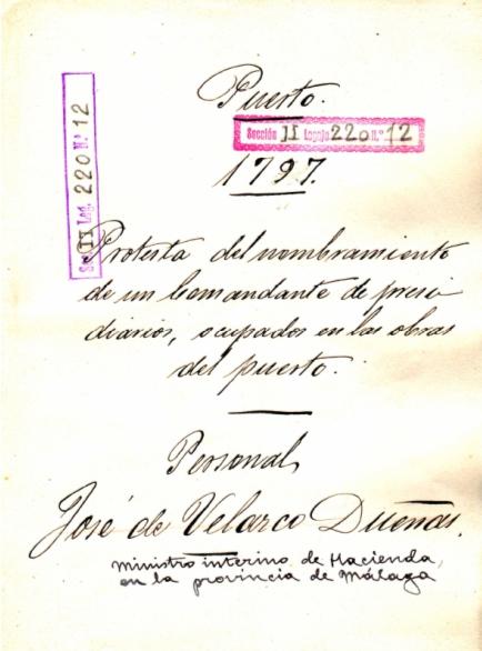 Puerto 1797