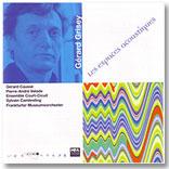 """Portada del disco """"Les espaces acoustiques"""", Gérard Grisey"""