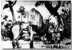 Fotograma de Shiobara Tasuke (1925), de Kimura Hakusan