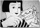Fotograma de Chameko No Ichinichi (1931), de Nishikura Kiyoji