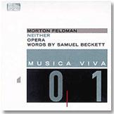 """""""Neither. For Samuel Beckett"""", de Morton Feldman"""