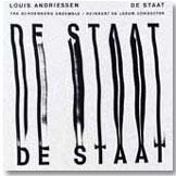 """""""De Staat"""", de Louis Adrienssen"""