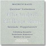 """Quirinus' Liebeskuss"", de Mauricio Kagel"
