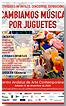 """""""Cambiamos música por juguetes"""" (Conciertos, talleres, exposiciones) / 2ª Edición"""