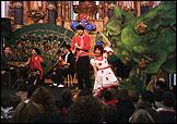"""Teatro musical """"Flamenquita, la niña que perdió el compás"""""""
