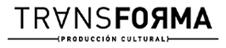Logo Transforma. Producción cultural