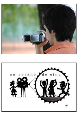 Taller de cine 'Un verano de película'