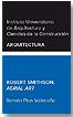 Presentación del libro 'Robert Smithson. Aerial Art', de Ramón Pico Valimaña