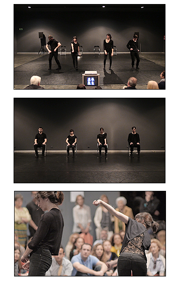 Taiat Dansa: No half measures. Episodios de danza en museos