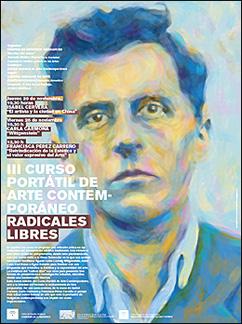 Cartel. Curso portátil de arte contemporáneo / 3ª Edición