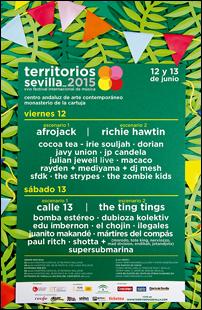 Cartel Territorios Sevilla [pulsa para ampliar]