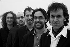 Pablo Martínez Flamenco-Jazz Band