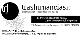 Transhumancias.15. Encuentros interdiscplinares