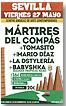 Concierto Mártires al compás + Tomasito, Mario Díaz, La Dstylería, Babvshka Balkan Party