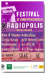 Cartel del VI Festival RADIÓPOLIS