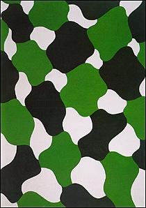 EQUIPO 57. Sin t�tulo, 1961. �leo sobre lienzo. 120 x 86 cm.