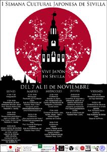 I Semana Cultural Japonesa en Sevilla