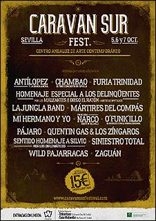 Cartel Caravan Sur Festival
