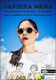 Javiera Mena [Centro Andaluz de Arte Contemporáneo]