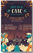 Jazz en el CAAC. Conciertos - Verano 2019 (Centro Andaluz de Arte Contemporáneo]